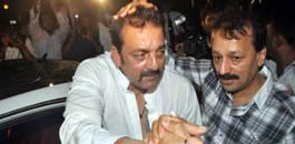 Sanjay Dutt sentenced to 5 years in Jail