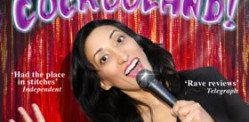 Shazia Mirza Cuckooland! Competition