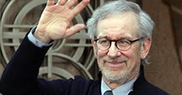 Steven Spielberg Mingles with Bollywood
