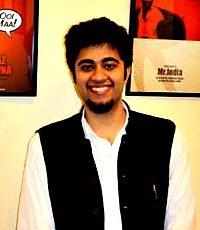 Akshar Pathak's Minimal Bollywood
