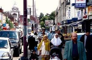 Asian cities - Birmingham