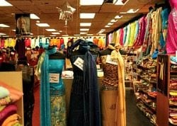 Asian cities - Bombay Stores