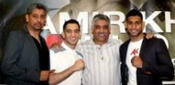 Amir and Haroon Khan make Boxing History