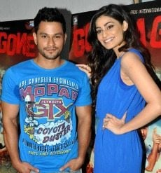 Puja Gupta and Kunal Khemu