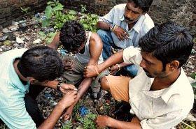 Punjab's Drug Problem