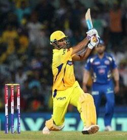 CSK bat in IPL 6 final