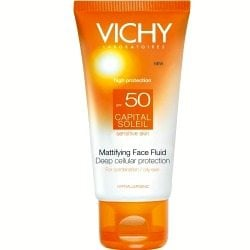 VichyCapital Soleil Mattifying face fluid spf 50