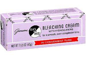 Bleaching Cream with Hydroquinone-8