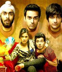Fukrey stars Ali Fazal and Priya Anand