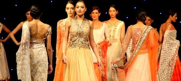 Manish Malhotra Catwalk