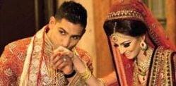 Boxing star Amir Khan weds Faryal Makhdoom