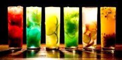 Mocktails ~ the Non-Alcoholic Cocktails