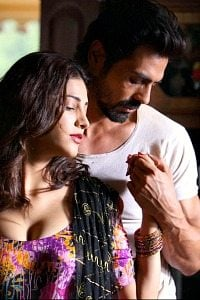 D-Day Movie Shruti Hassan and Arjun Rampal