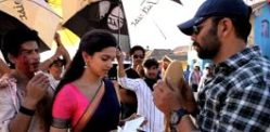 Behind the scenes of Chennai Express