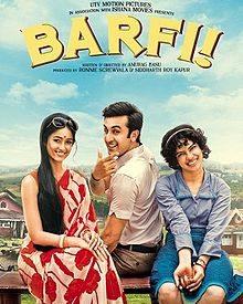 Barfi! winner of most IIFA 2013 Awards