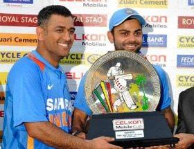 India Tri-Series final