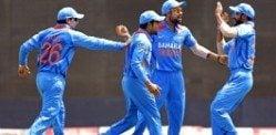 India beat Sri Lanka in Tri-Series Final