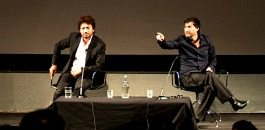 Irrfan Khan and Asif Kapadia