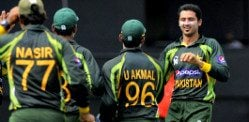 Pakistan clinch series win against West Indies