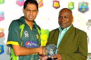 Pakistan win T20-Zulfiqar Babar man of the match