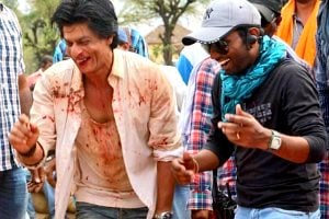 Shahrukh and rohit