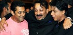 Shahrukh and Salman finally make up?