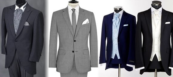 formal suits