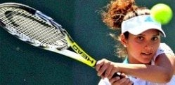 Sania Mirza bows out of Wimbledon 2013
