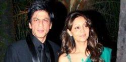 Shahrukh Khan brings home baby AbRam