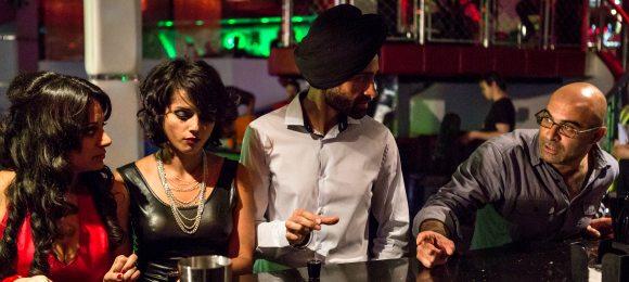 Golday Notay Amrita Achharia, Rez Kempton and Director Atul Malhotra