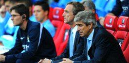 Cardiff City vs Manchester City Manuel Pellegrini