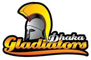 Dhaka Gladiators Logo