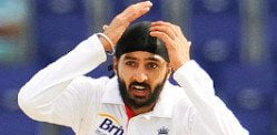 Monty Panesar fined for Drunken Behaviour