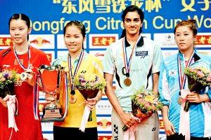 PV Sindhu Bronze Medal