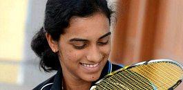 PV Sindhu India Badminton