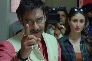 Satyagraha Movie Still Ajay Devgn