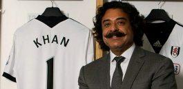 Shahid Khan Fulham
