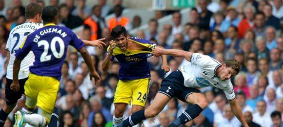 Tottenham hotspur vs swansea