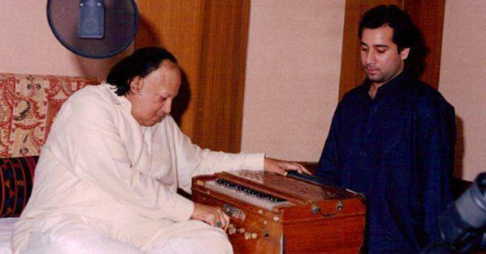 A Tribute to Ustad Nusrat Fateh Ali Khan