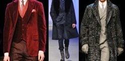 Autumn/Winter 2013 Trends for Men