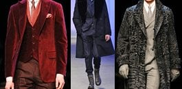 Autumn and Winter wear Men