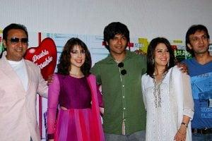 Baat Bann Gayi moive cast at launch