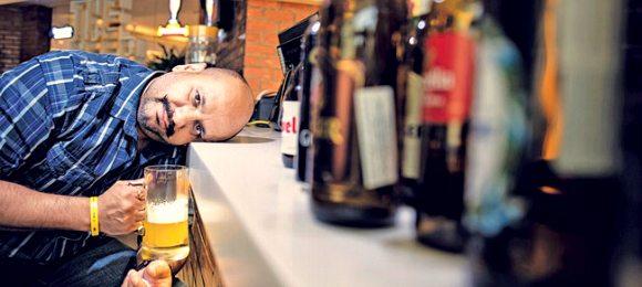 Beer cafe owner india