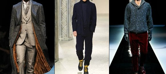 Autumn/Winter 2013 Trends for Men