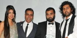 Winners of the English Curry Awards 2013