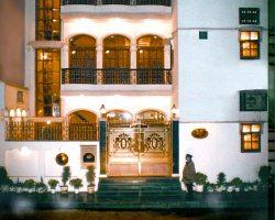 Delhi Hotel Bajaj Indian Home Stay