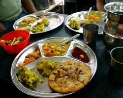 Visiting Delhi Paranthe Wali Gali