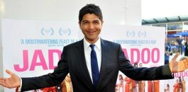 Director Amit Gupta at jadoo premiere