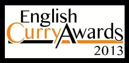 English Curry Awards 2013