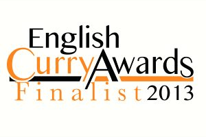 English Curry Awards Finalist